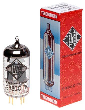 TELEFUNKEN Black Diamond E88CC-TK Vacuum Tube