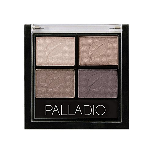 Palladio Eyeshadow Quad, Ballerina