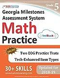 Georgia Milestones Assessment System Test Prep: 5th