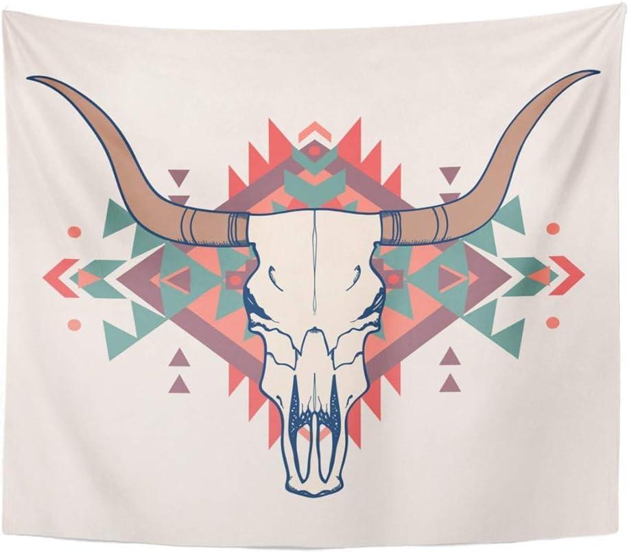 Soefipok – Papel Pintado de poliéster con impresión Home Decor Silhouette Whitetail Buck y Doe de pie Cerca de Pino, Deer Plotter Woods Pared Pared Pared Pared Tapiz para salón Dormitorio Dorm: