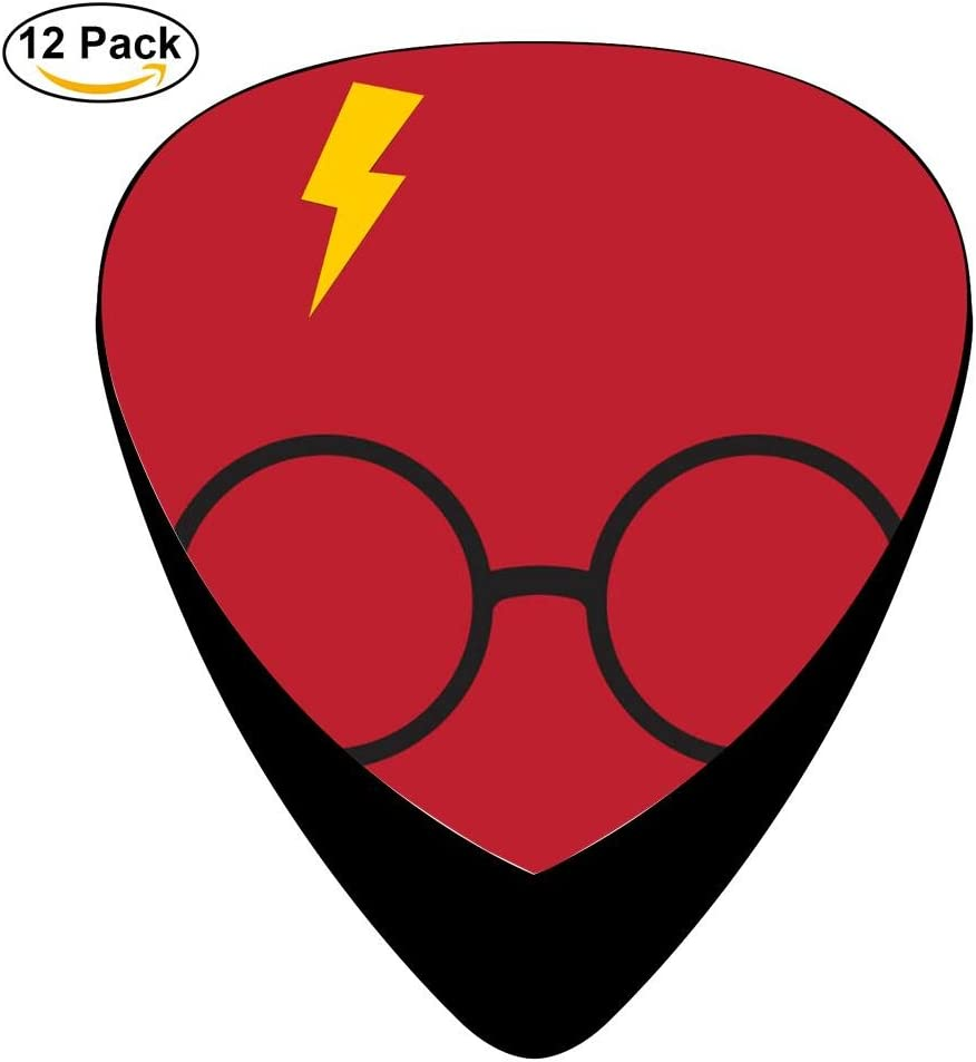 Harry Potter Logo cristal Flash Classic para guitarra celuloide ...