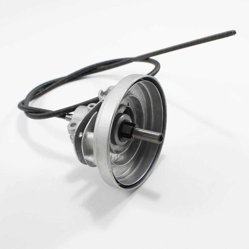 BLACK & DECKER US INC #14 FAX DeWalt String Trimmer Replacement Flex Shaft # 492239-00
