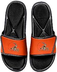 Cleveland Browns NFL Mens Foam Sport Slide - L