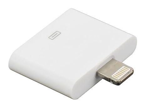 iPrime® - Adaptador de alta calidad, estación de acoplamiento para iPhone 8, iPhone