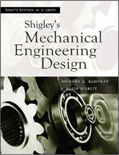 Mechanical Engineering Design Shigley Pdf