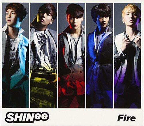Shinee - Fire (CD+DVD) [Japan LTD CD] TOCT-40470