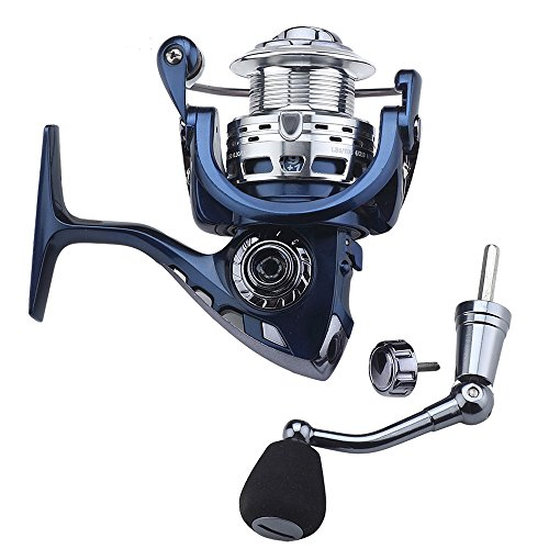 FYSHFLYER Briny High-Precision Premium Spinning Reel Stainless Steel 9 1 BB CNC Alloy Body Handle Soft Knob