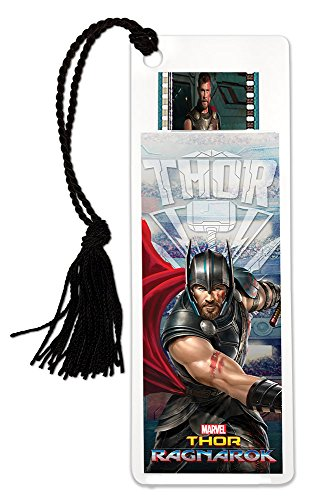 Marvel's Thor 3 Ragnarok (Mighty Thor) FilmCells Bookmark with Tassel and 35mm film