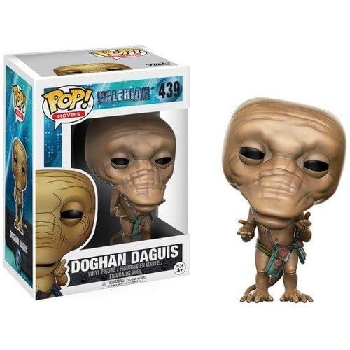 FunKo Figurines Pop Vinyle: Valerian: Doghan Daguis, 14336