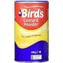 Bird's Custard Powder, 600g Canisters