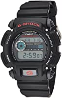 Casio G-Shock Black Digital Dw9052-1 Watch