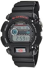 Casio Men's G-Shock Quartz Watch with Resin Strap, Black, 25 (Model: DW9052-1V)