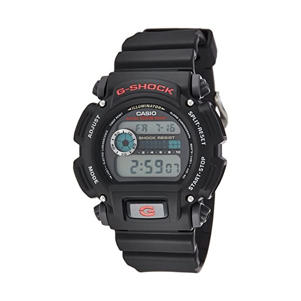 51E diWzmSL. SS600  - Casio Men's 'G-Shock' Quartz Resin Sport Watch