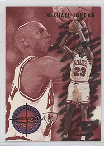Michael Jordan (Basketball Card) 1993-94 Fleer - Sharpsho...