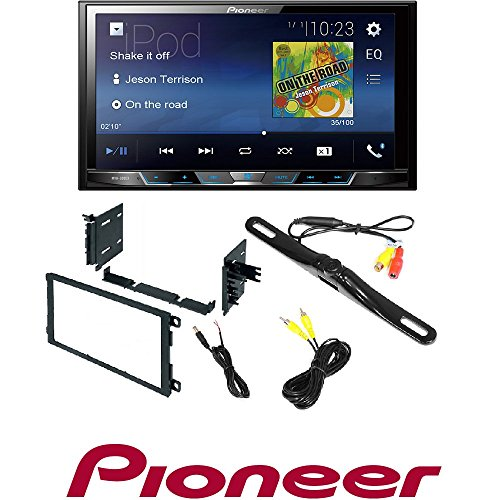 "Pioneer MVH-300EX 7"" Double-DIN in-Dash Digital Media & A/V"