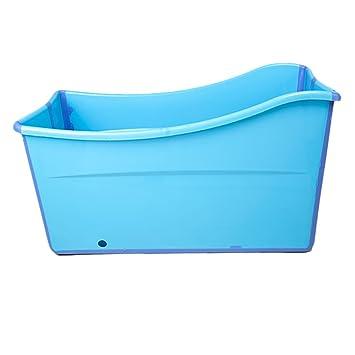 Sehr WENJUNyugang Folding Badewanne Große Kinder Badewanne Erwachsene GJ88