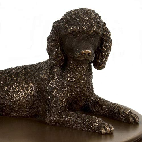 Perfect Memorials Custom Engraved Poodle Figurine Cremation by Perfect Memorials (Image #4)