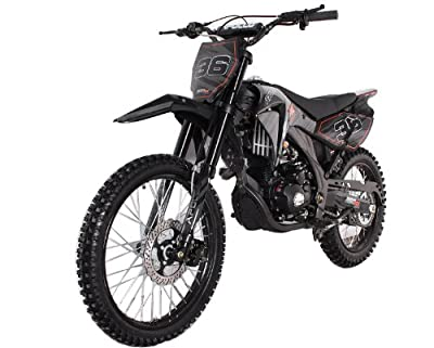 Apollo Dirt Bike 250cc Agb-36(apollo)(l08) by Apollo