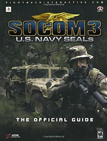 socom 3 u s navy seals the official guide piggyback interactive rh amazon com Socom Logo Socom 6