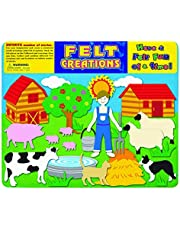 Felt Creations Farm Felt Story Board
