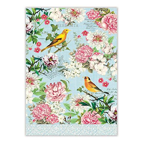 (Michel Design Works Kitchen Towel, Garden)