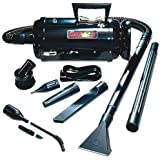 Metro MDV 3TA220V 220 Volt 1.7 PHP Motor DataVac Pro Series Toner Vaccum with Micro Cleaning Tools