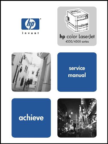 - HP LaserJet Printer 4500/4550 Service Manual 382 page