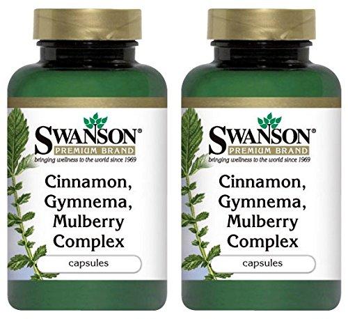 Swanson Premium Cinnamon Mulberry Capsules