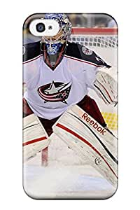 TYH - columbus blue jackets hockey nhl (29) NHL Sports & Colleges fashionable iPhone 4/4s cases 6176615K940292272 phone case