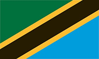 product image for Valley Forge Flag 3-Foot by 5-Foot Nylon Tanzania Flag