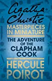 Front cover for the book The Adventure of the Clapham Cook [short stories] by Agatha Christie