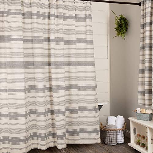 Piper Classics Farm Market Shower Curtain, 72