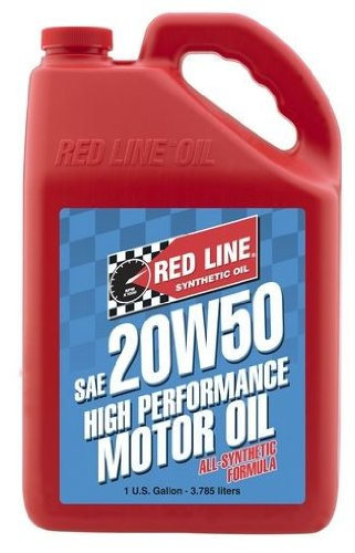 Red line 12505 20w50 motor oil 1 gallon jug 11street for 20w50 motor oil temperature range