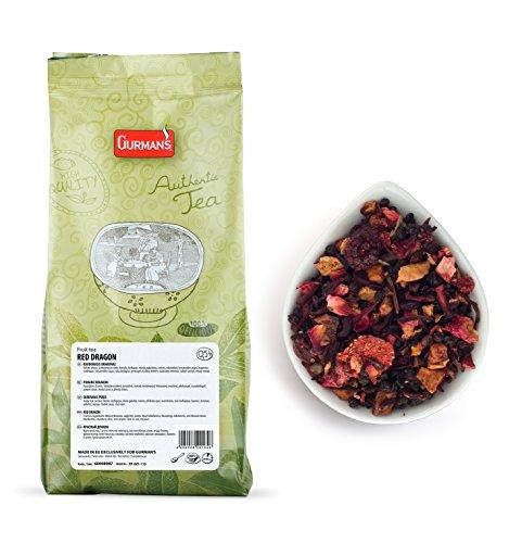 Gurman's Roten Drachen Früchtetee - 500g