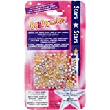 SAS BDZS Be Dazzler Stud Refill, Stars Gold and Silver, 200-Pack