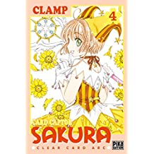 CARD CAPTOR SAKURA CLEAR CARD ARC T.04