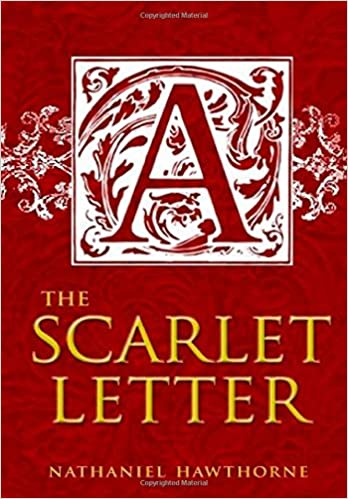 Image result for the scarlet letter amazon