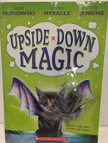 UPSIDE DOWN MAGIC 2-BOOK SET: UPSIDE DOWN MAGIC & STICKS & STONES