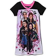"""Disney's Descendants Girls' """"Four of the Kind'' Nightgown"""