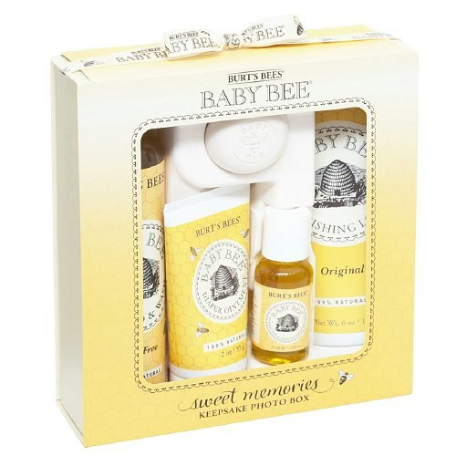 Burt's Bees Baby Bee Sweet Memories Gift Set 1 ea