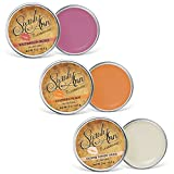 All Natural Peach, Watermelon, and Honey Mint 3 Pack Lip Balm