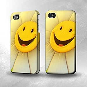 iphone covers Apple Iphone 5c Case - The Best 3D Full Wrap iPhone Case - Smile Flower