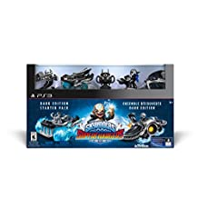 Skylanders SuperChargers Starter Kit - PlayStation 3 Dark Edition