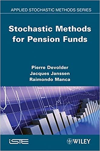 Book Stochastic Methods for Pension Funds (Iste)