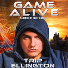 Game Alive: A Science-Fiction Adventure Novel