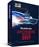 Bitdefender Antivirus Plus 2017 1 Device 1 Year PC