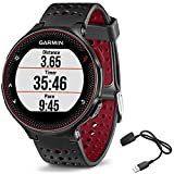 Garmin Forerunner 235 GPS Sport Watch – Marsala – Charging Clip Bundle includes Forerunner 235 GPS and Charging Clip Review