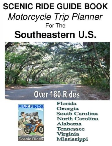 Motorcycle Trip Planner - 1