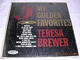 MY GOLDEN FAVORITES (1960 LP)