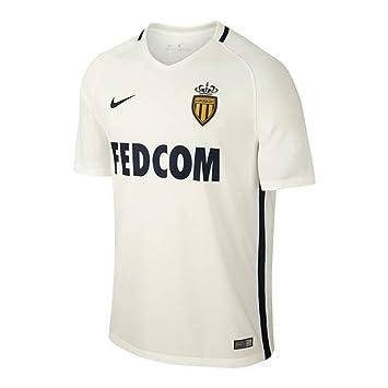 e18c929ea2cc 2016-2017 Monaco Away Nike Football Shirt  Amazon.co.uk  Sports   Outdoors